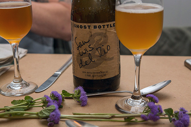 A Look Inside Brooklyn Brewery's Ghost Bottles