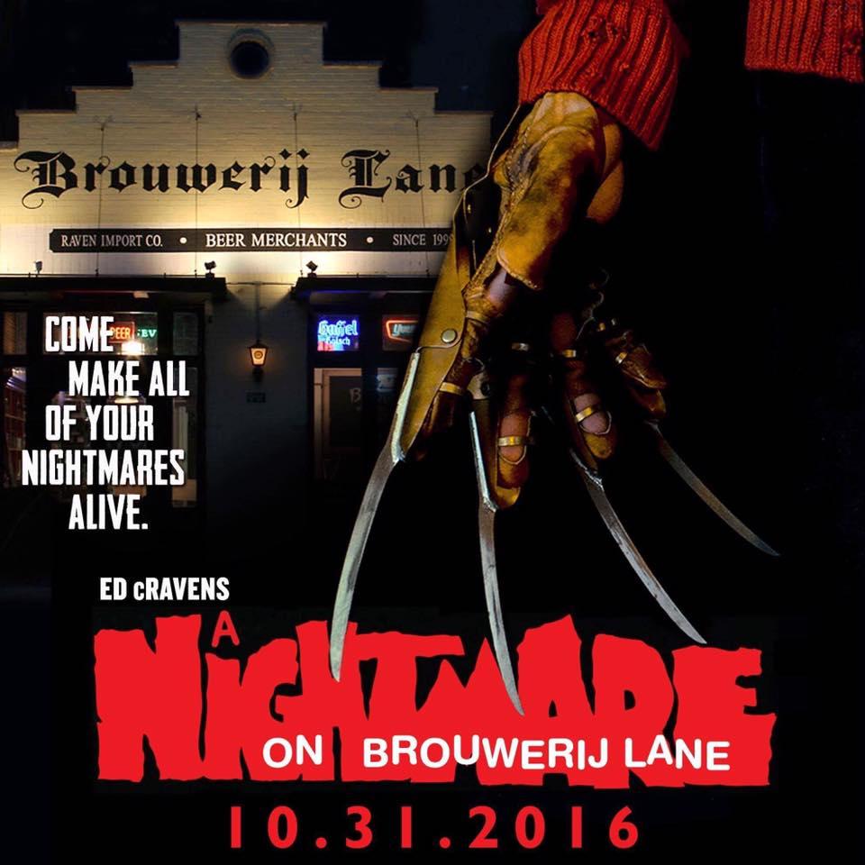 A Nightmare on Brouwerij Lane