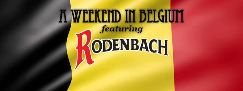 A Weekend in Belgium