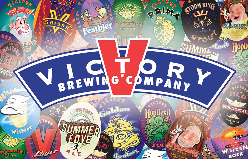 Beer Jobs: Victory Brewing Company is Hiring