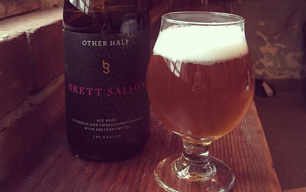 New Release: Brett Saison from Other Half Brewing Co.