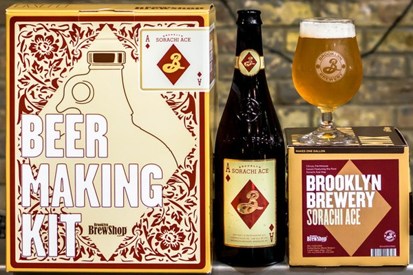 Brew Brooklyn Brewery's Sorachi Ace at Home with New Kit From Brooklyn Brew Shop