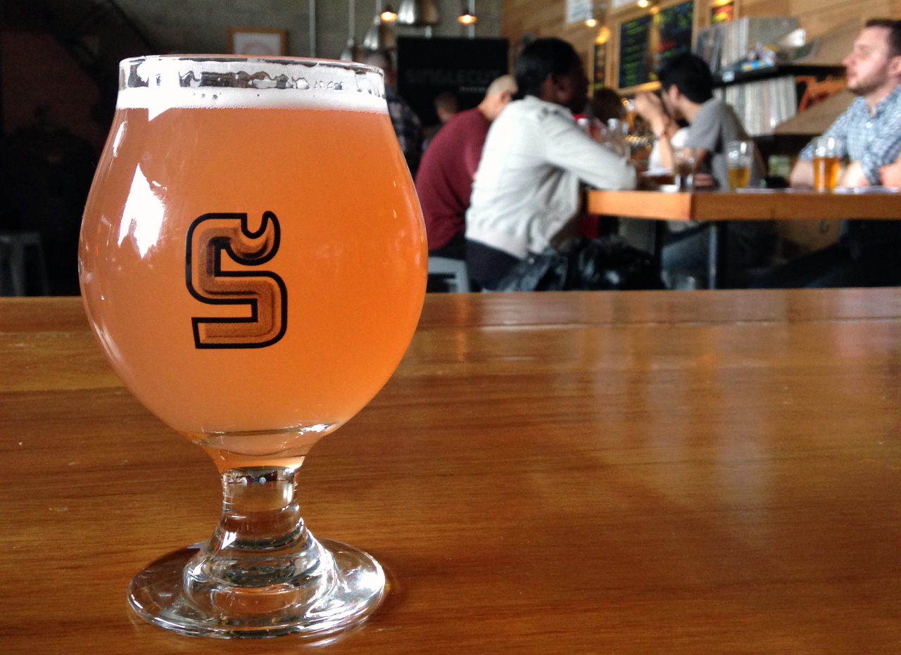 Brooklyn Magazine Names their Top NYC Beers of 2014