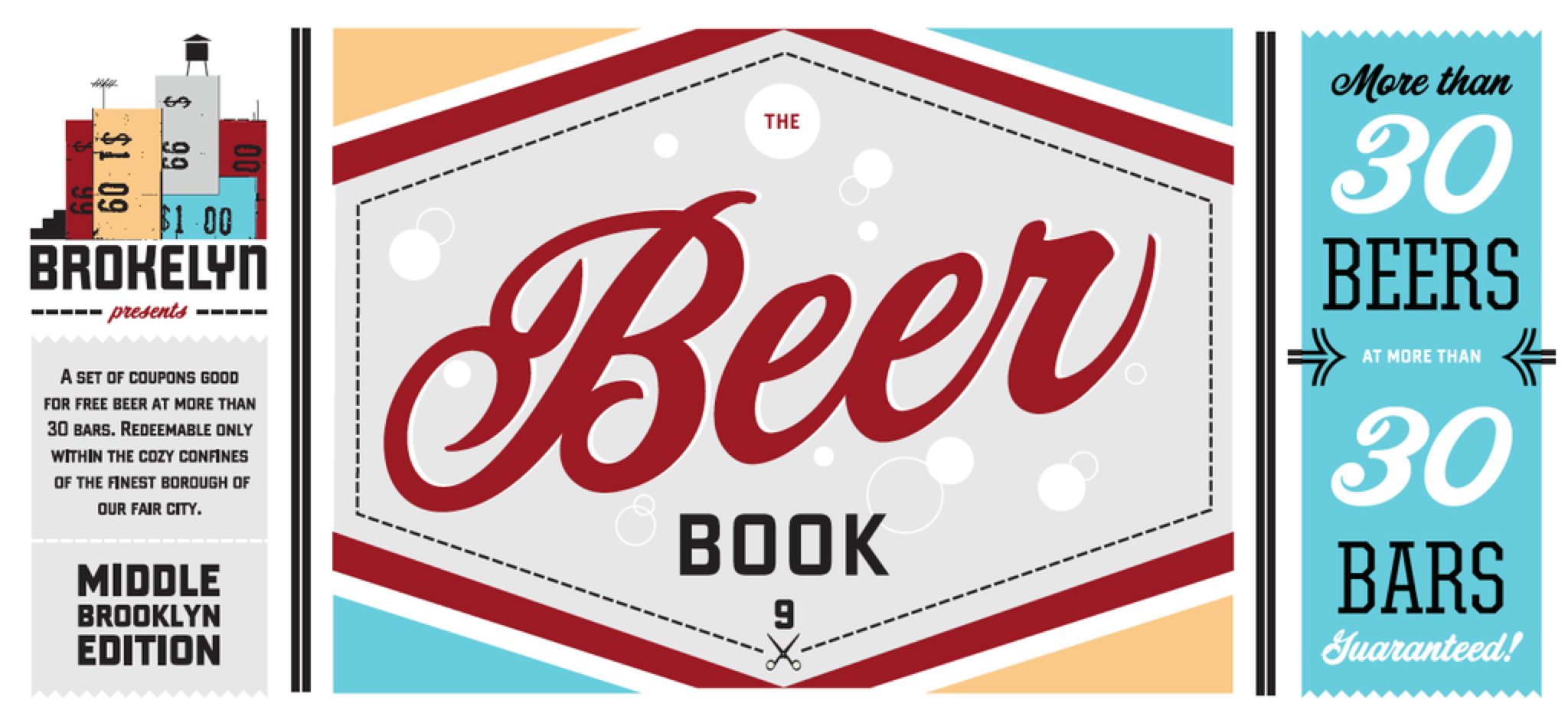 Cheap Beer Alert: Brokelyn's Beer Books On Sale Now