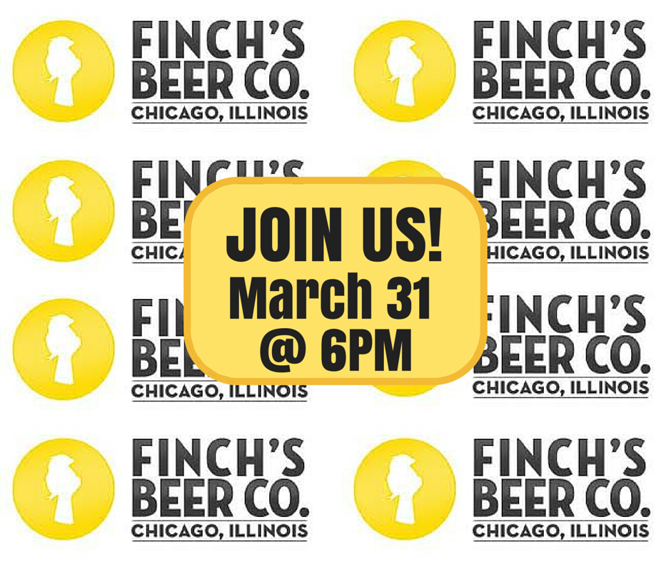 Finch's Beer Co. Tasting