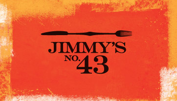 Jimmy's No. 43