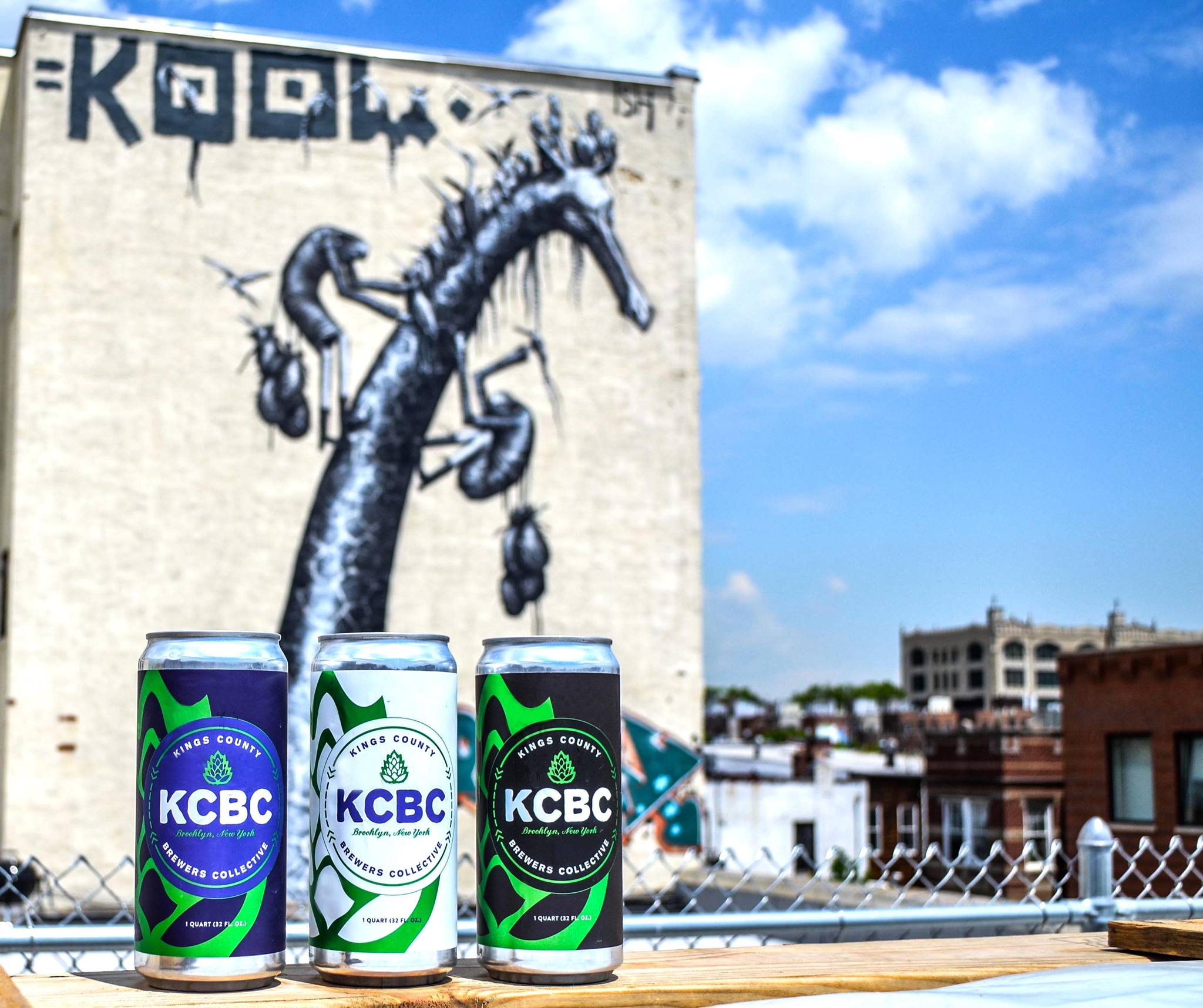 KCBC Launch Party