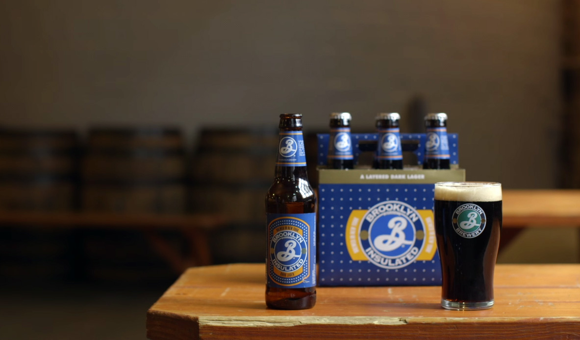 New Release: Brooklyn Brewery Insulated Dark Lager