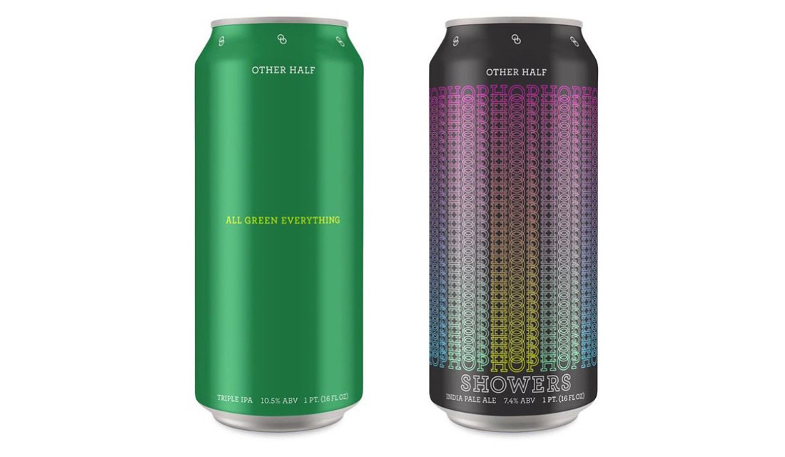 Other Half All Green Everything and Hop Showers Can Release