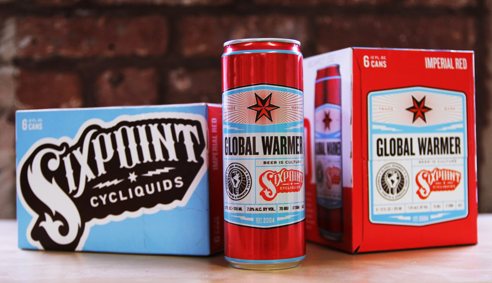 New Release: Global Warmer from Sixpoint