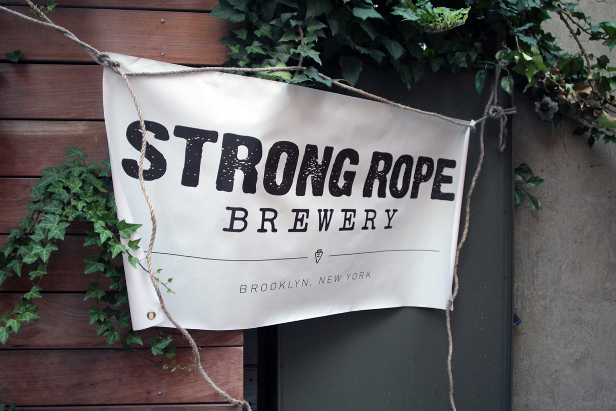 Strong Rope Brewery Launches Kickstarter Campaign for Gowanus Taproom