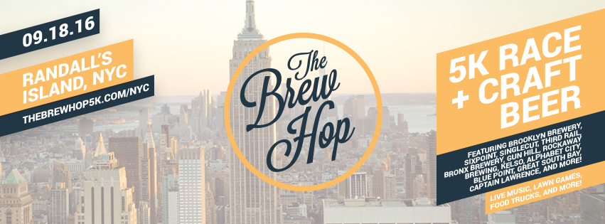 The brew hop 5k beer fest new york craft beer guide for New york craft breweries