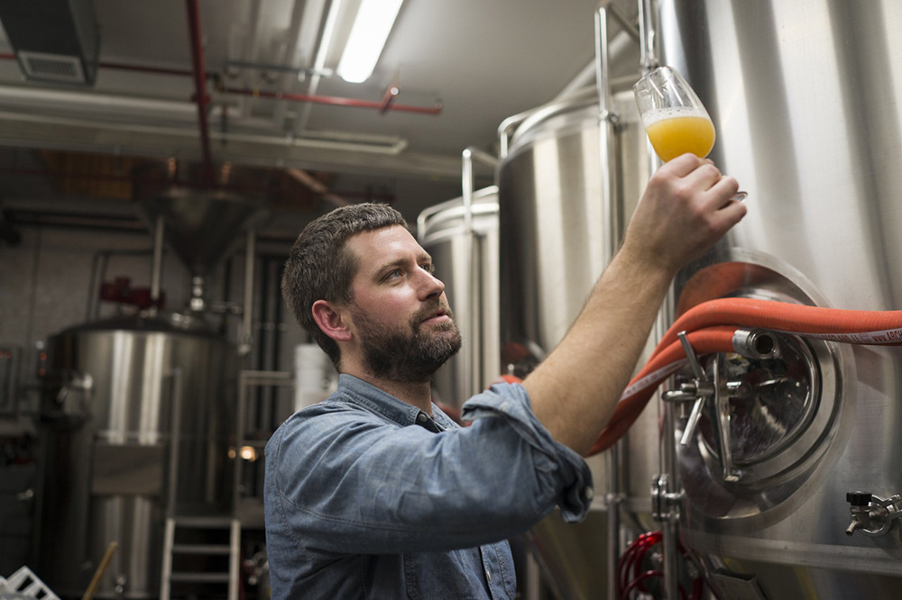 The Wall Street Journal Covers New York City's Brewing Scene