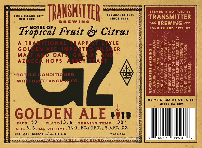 New Releases Transmitter Brewing To Release 4 Brews This