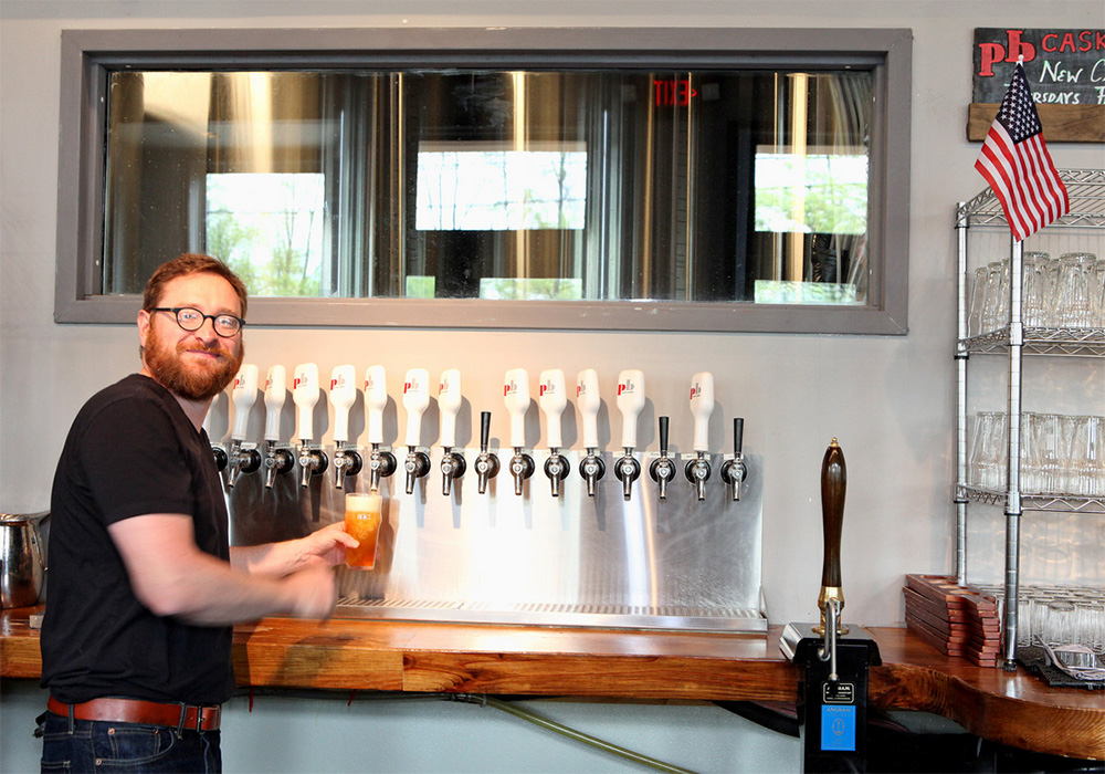 Brewmaster Jeff O'Neil Leaving Peekskill Brewery