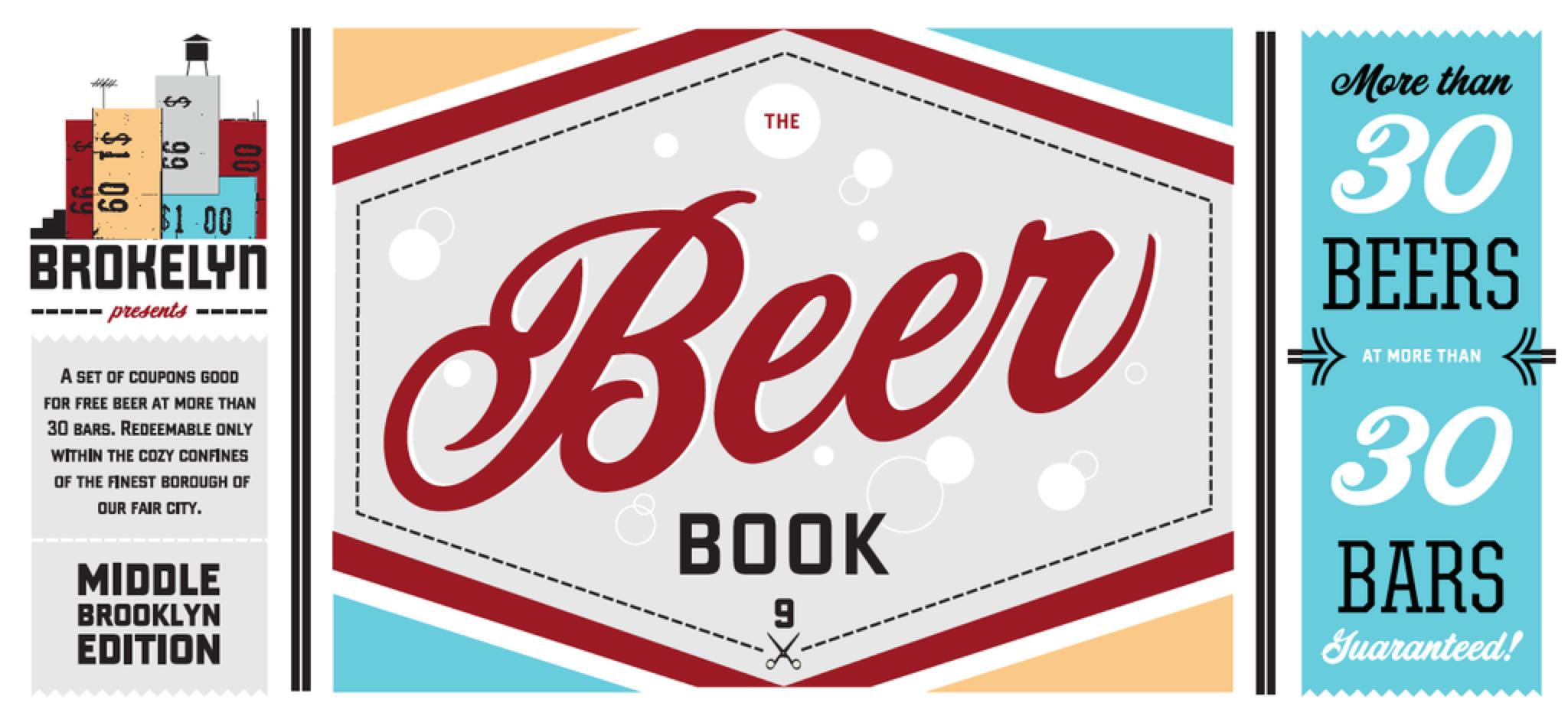 Cheap Beer Alert: Brokelyn's Beer Books On Sale Now