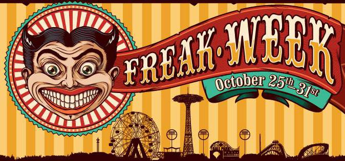 Coney Island Brewing Freak Week Starts this Saturday