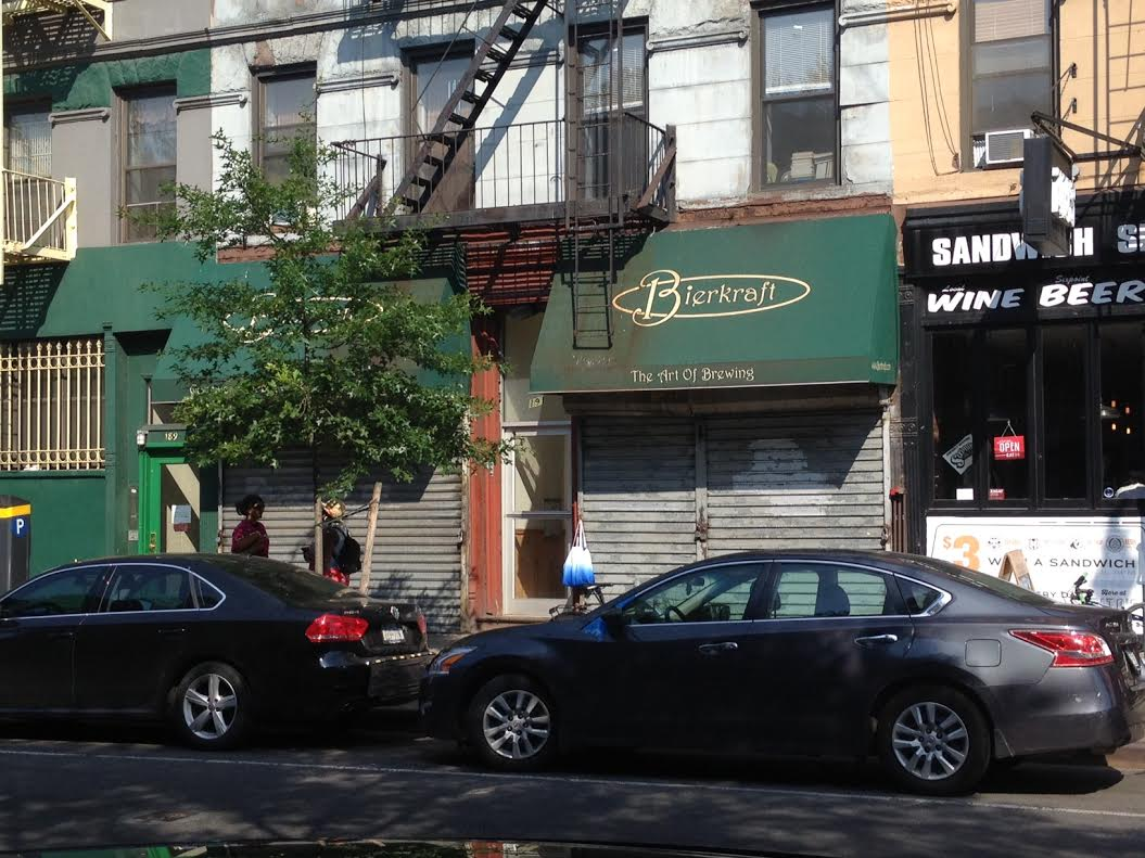 Say It Ain't So: Bierkraft Closed Unexpectedly After 13 Years in Park Slope