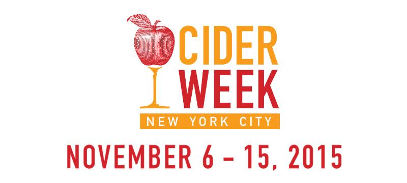 Cider Week NYC