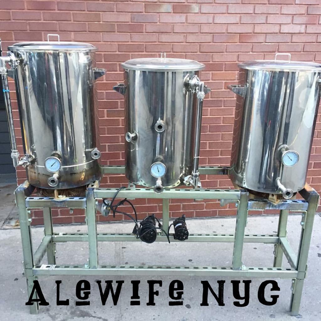 New Brewery! Alewife NYC Plans to Brew In Queens