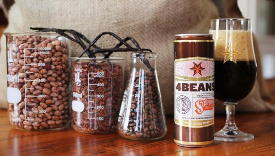 New Release: 4BEANS Imperial Porter by Sixpoint