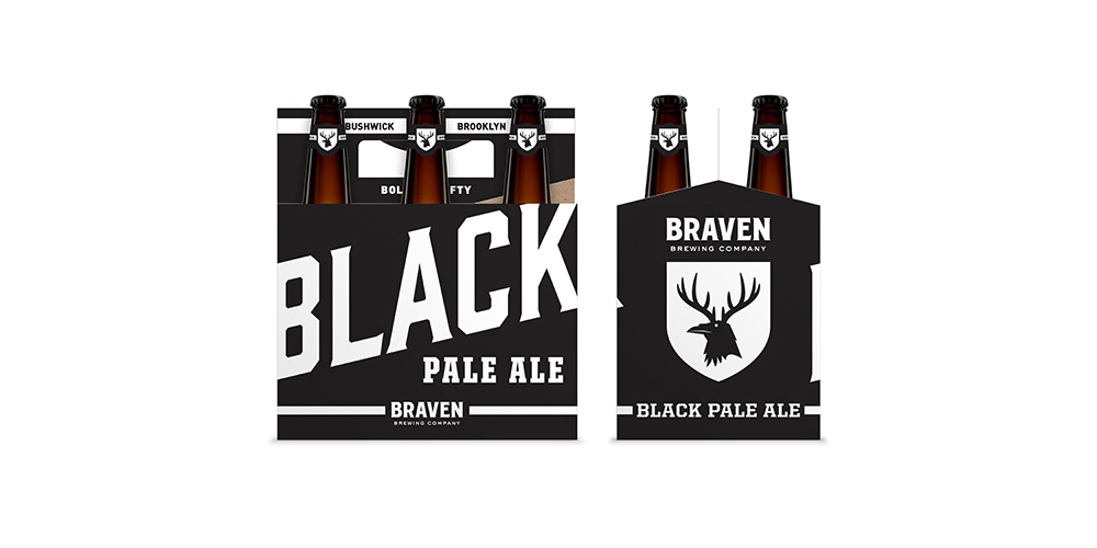 New Release: Braven Brewing Black Pale Ale