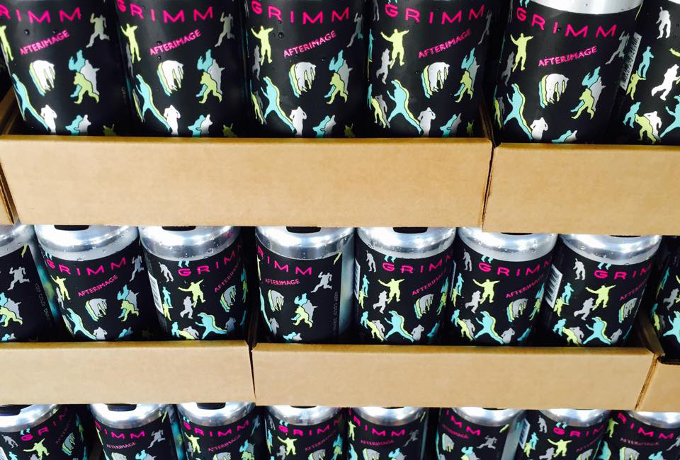 New Release: Grimm Artisanal Ales Afterimage