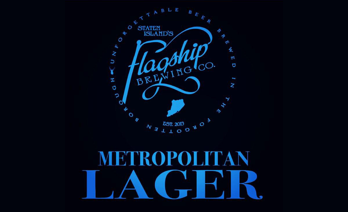New Release: Metropolitan Lager from Flagship Brewing