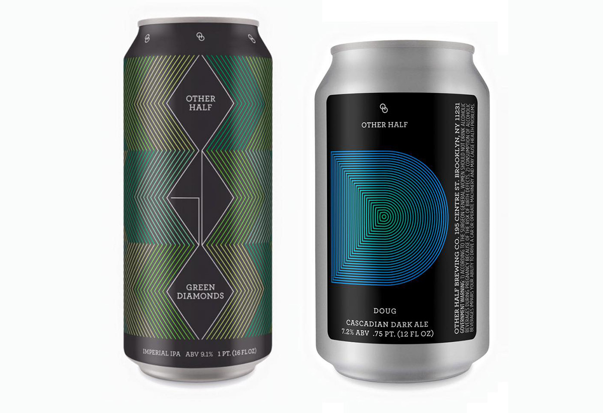 New Release: Other Half Doug Marks Introduction 12-Ounce Can at Gowanus Brewery