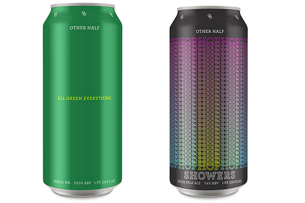 Other Half to Can All Green Everything & Hop Showers