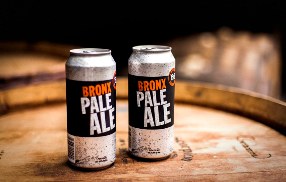 Private Equity Investment Claims Minorty Stake in Bronx Brewery
