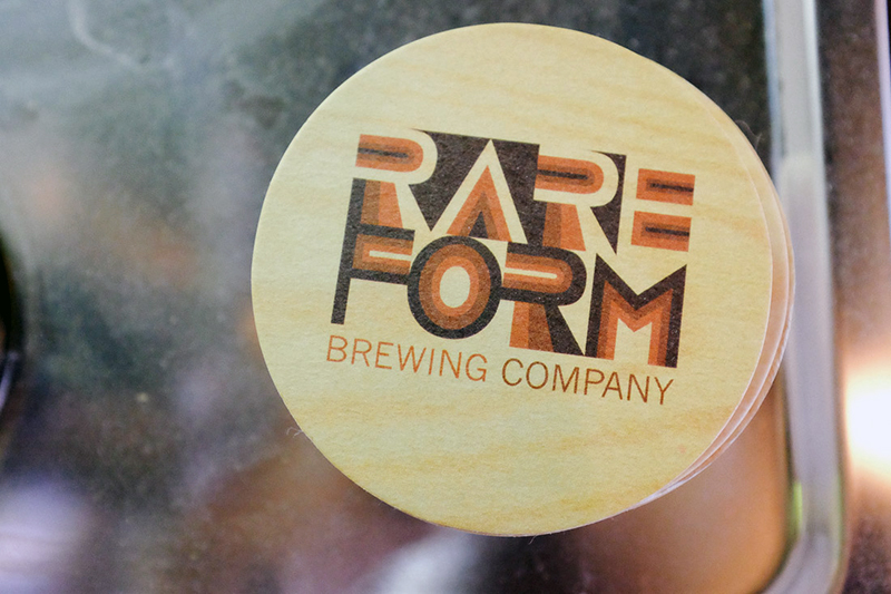 Rare Form Tap Takeover