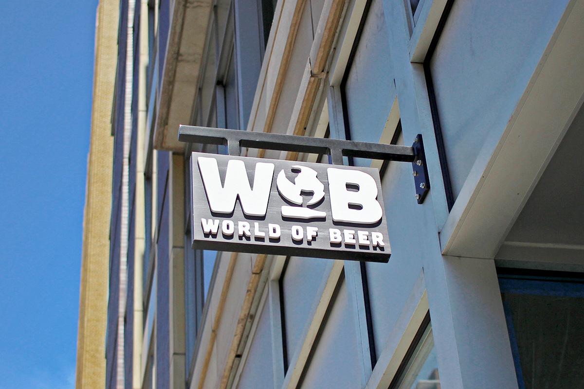 Sneak Peek of New World of Beer Chelsea
