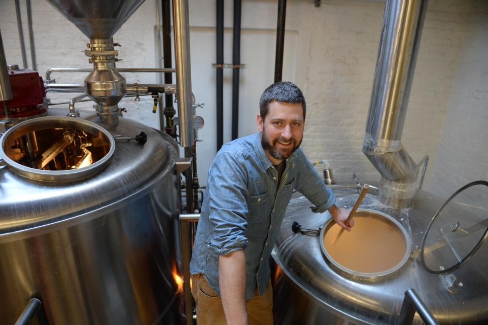 Threes Brewing in the Daily News