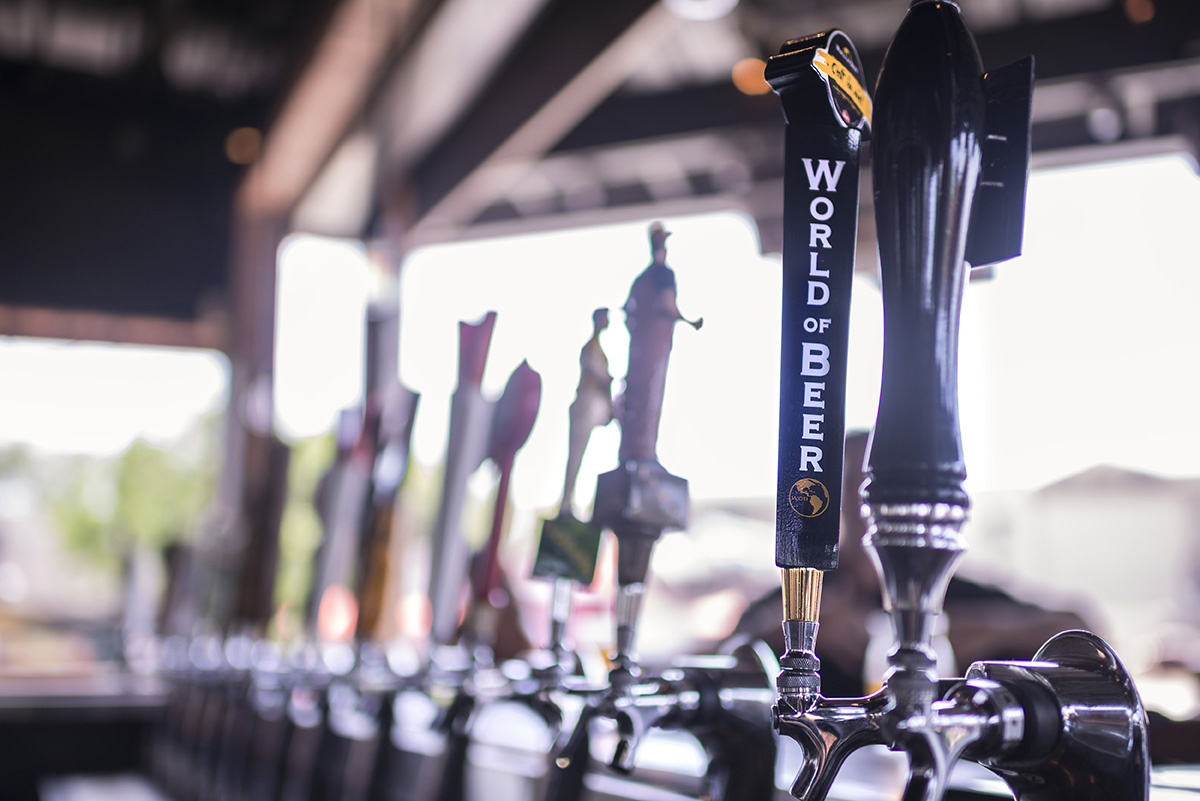 World of Beer Opening Chelsea Location